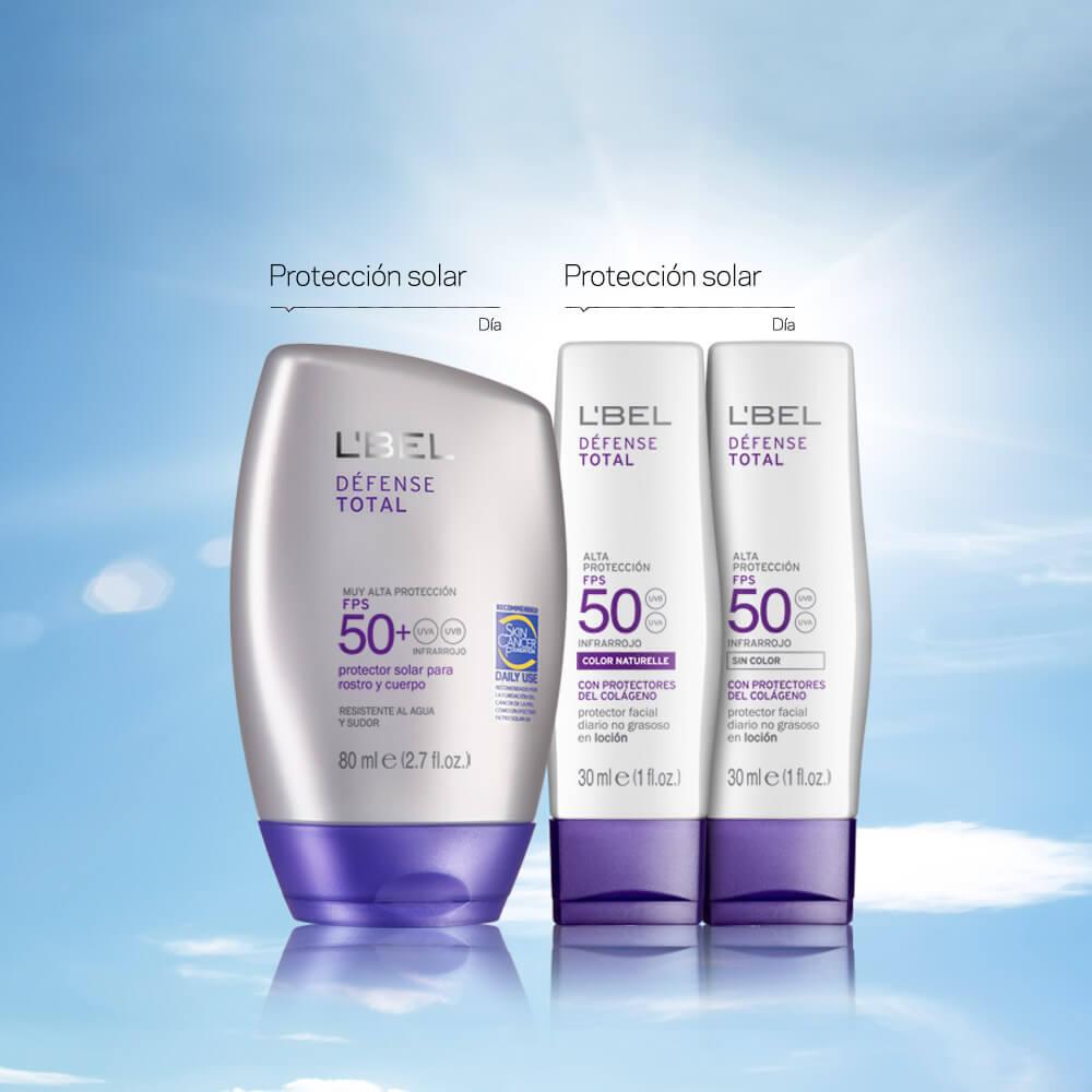 Para proteger tu piel