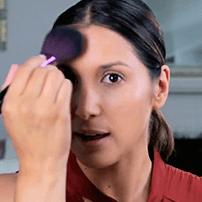 Maquillaje Natural E Iluminador Para Dia De Fiesta Belleza A Tu Medida - Maquillaje-natural-de-dia