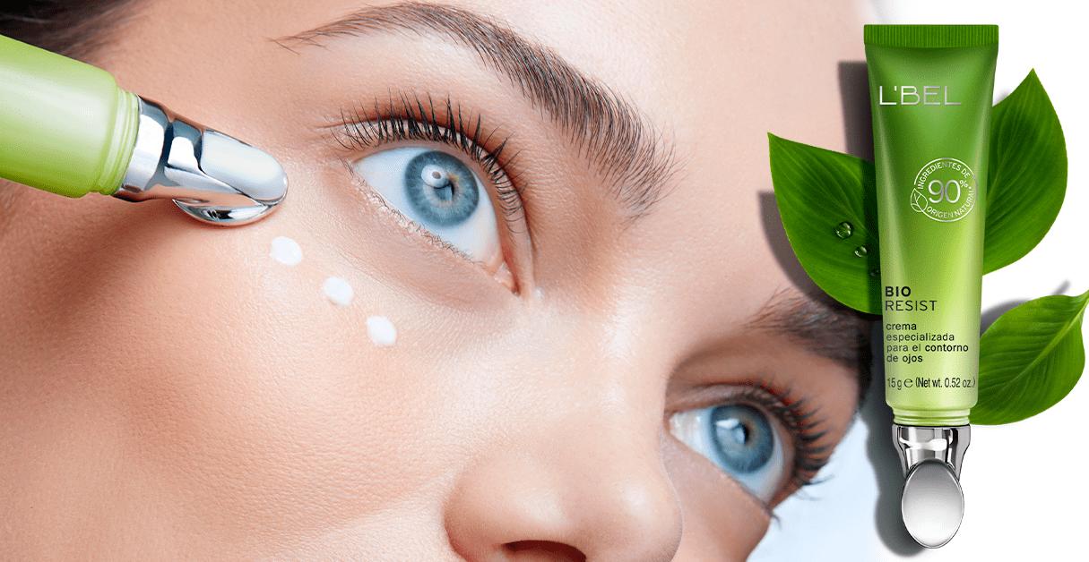 Un tratamiento vegano antiedad para tu mirada: Bio Resist Ojos